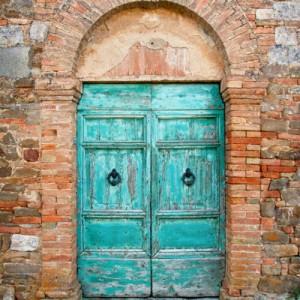 Toscaanse deur_vierkant